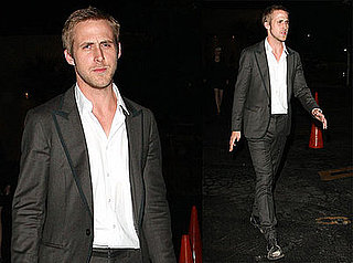 Photos of Ryan Gosling Leaving Bardot in LA 2008-10-22 14:30:38