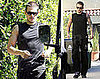 Photos of John Mayer Leaving the Gym in LA