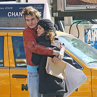 Keira Knightley and Rupert Friend Out in NYC