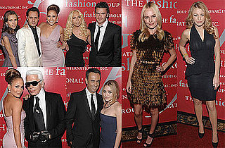 Red Carpet Photos of The Fashion Group International's 25th Annual Night of Stars at Cipriani Wall Street