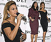 Beyonce Poses For House of Dereon and Cadillac Records