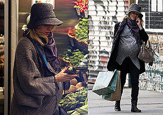 Photos of Pregnant Naomi Watts Shopping at Whole Foods in NY