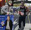 Photos of Ryan Reynolds Running the ING New York Marathon