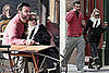 Photos of Liev Schreiber and Pregnant Naomi Watts Getting Coffee and Voting in NYC