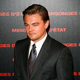 Leonardo DiCaprio Premieres Body of Lies in Paris