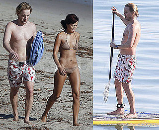 Photos of Owen Wilson Shirtless in Maui, Hawaii
