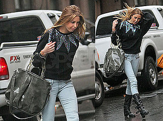 Photos of The City's Whitney Port Out in NYC