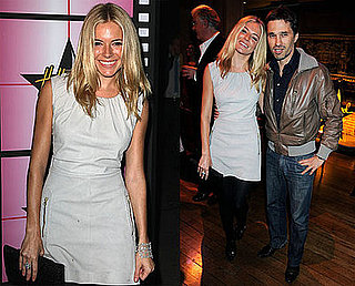Photos of Sienna Miller and Olivier Martinez at Hollywood Domino VIP Launch Party