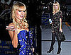Photos and Video of Paris Hilton on David Letterman
