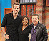 Photos and Quotes From Ryan Reynolds and Michael J. Fox on the Rachel Ray Show