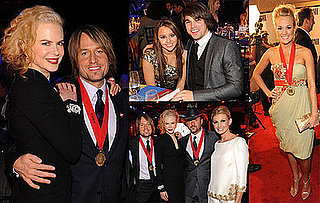 Country Stars Win Medals Galore at BMI Country Awards
