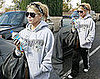 Photos of Jessica Simpson Wearing a Dallas Cowboys Sweatshirt