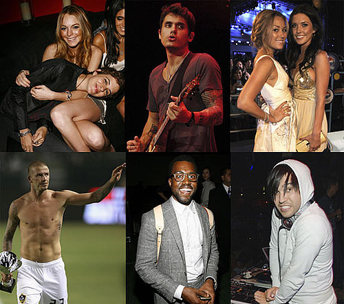 Who's Your Favorite Celebrity Blogger of 2008?