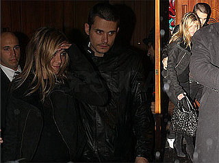 Photos of John Mayer and Jennifer Aniston On A Date In NYC