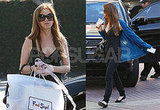 Isla Fisher Shopping in LA