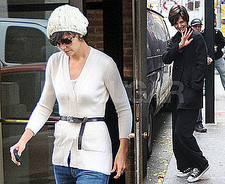 Photos of Katie Holmes Out in NYC