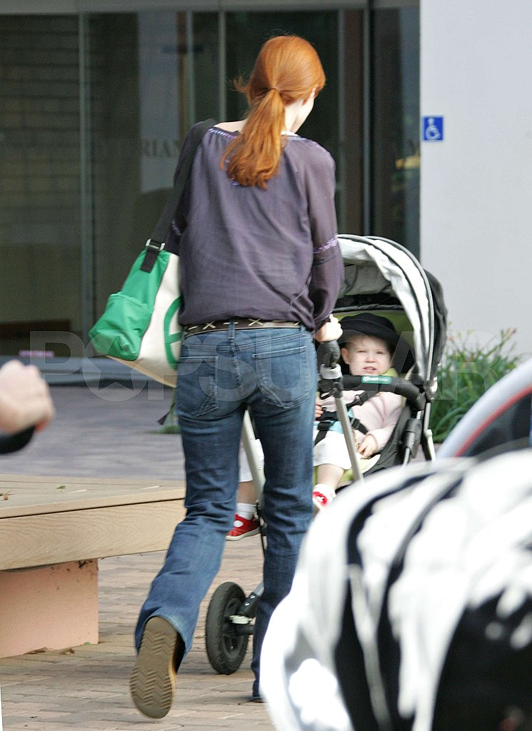 Marcia Cross in LA