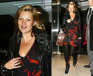 Photos of Kate Moss in London, Recently Shot Photos For Spring 2009 Just Cavalli Campaign