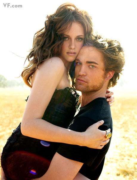 Twilight Cast in Vanity Fair