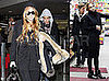 Photos of Lindsay Lohan and Samantha Ronson at LAX 2008-11-12 16:30:17