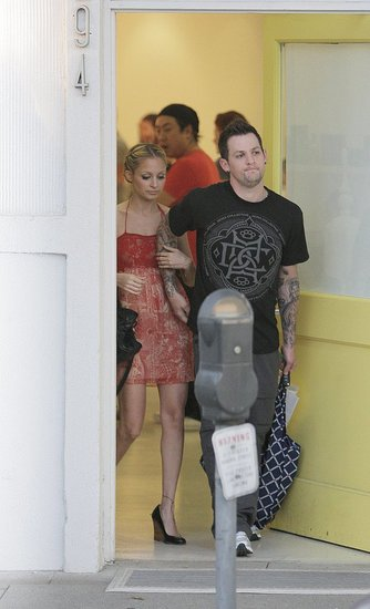 Nicole and Joel Leave Hair Salon