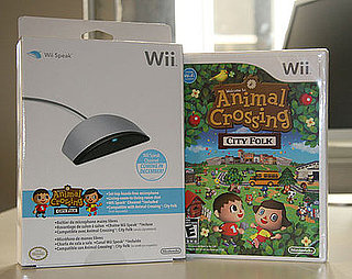 Animal Crossing City Folk for the Wii
