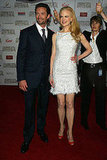 Nicole Kidman and Hugh Jackman at Australia Premiere