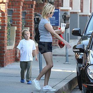 Reese Witherspoon and Deacon Phillippe Out in LA