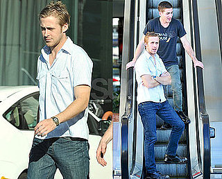 Photos of Ryan Gosling in LA 2008-11-18 08:30:00