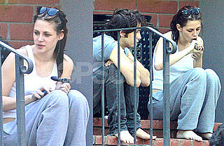 Photos of Kristen Stewart Smoking Pot