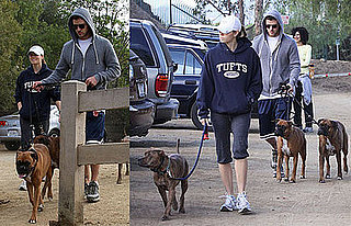 Photos of Justin Timberlake, Jessica Biel