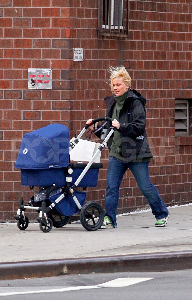Amy Poehler and Archie