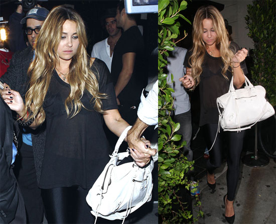 Lauren Conrad at Crown Bar