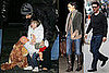 Photos of Tom Cruise, One of Barbara Walters's Most Fascinating People, and Katie Holmes With Suri Cruise in NYC