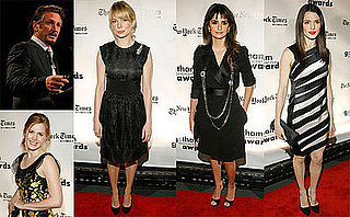 Red Carpet Photos From 2008 Gotham Awards Including Sean Penn, Michelle Williams, Penelope Cruz and More