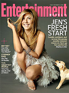 Photos and Quotes about Pregnancy from Jennifer Aniston in Entertainment Weekly
