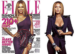 Photos and Quotes From Beyonce's Elle Magazine 2008 Shoot