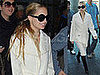 Photos of Nicole Richie at LAX Airport