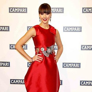 Jessica Alba at the Launch of the 2009 Campari Calendar