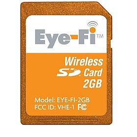 Eye-Fi Wireless Flash Memory Card $80