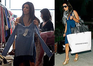 Photos of Eva Longoria Shopping in LA