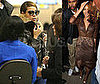 Photos of Beyonce Knowles at JFK and in Paris, Rumored to Be Joining A Star Is Born Remake