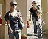 Photos of Reese Witherspoon, Ava Phillippe, Deacon Phillippe With Jamba Juice