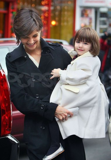 Katie and Suri