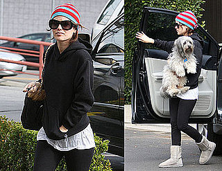 Photos of Rachel Bilson Grocery Shopping in LA With Thurman Murman
