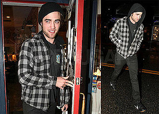 Photos of Twilight's Robert Pattinson Out in LA