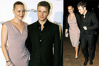 Photos of Ryan Phillippe and Abbie Cornish at Calvin Klein Party in Australia