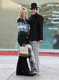 Amy Smart Shopping in LA