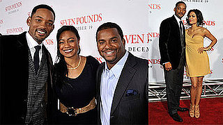 Will Has Costars and Fresh Friends to Premiere Seven Pounds