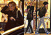 Lindsay Lohan and Samantha Ronson Shop in LA